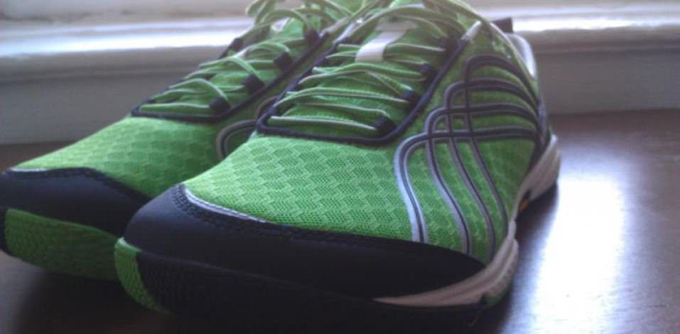 Merrell Barefoot Run Road Glove 2 - Toe