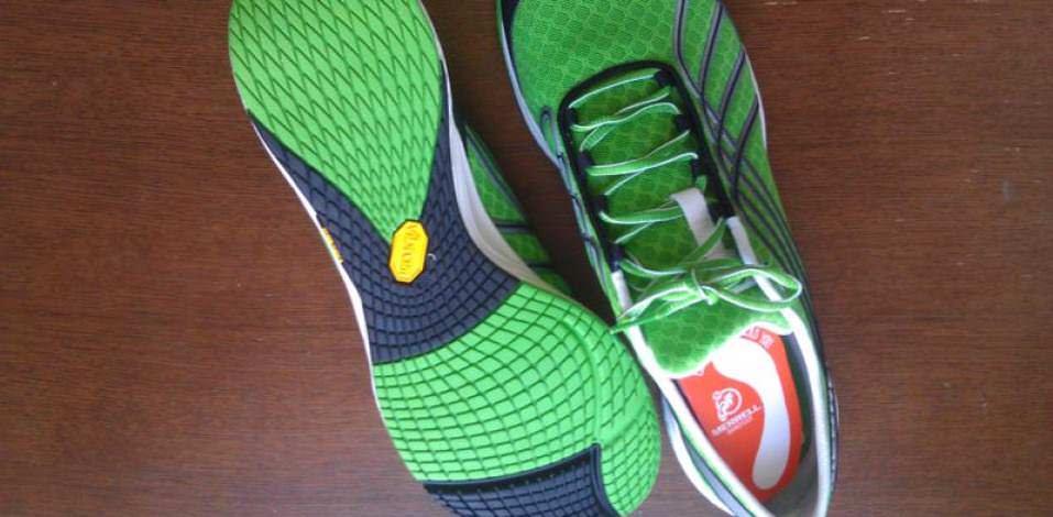 Merrell Barefoot Run Road Glove 2 - Top
