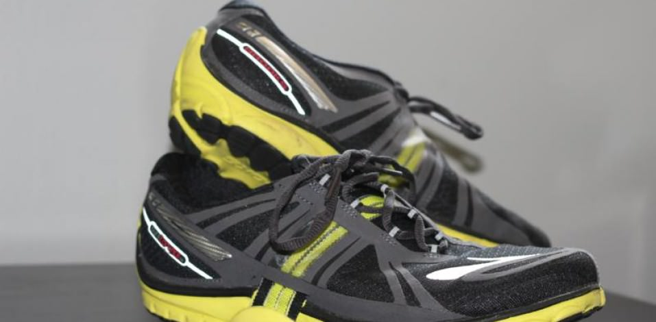 Brooks Pure Cadence 2 - Medial Side