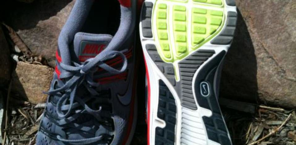 Nike Lunar Eclipse +3 - Sole