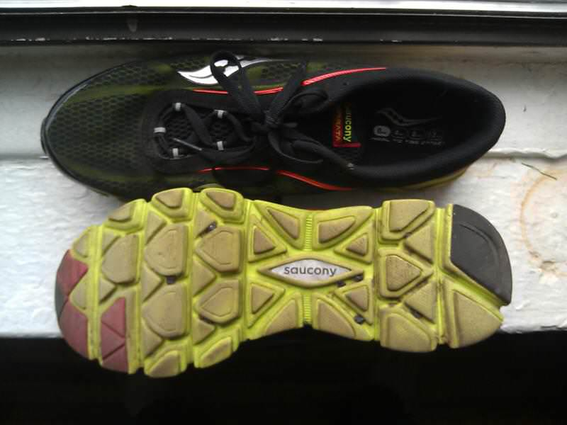 Saucony Virrata Running Shoes