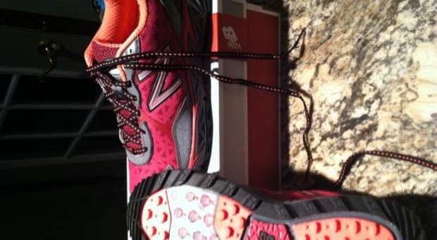 New Balance Womens WT910v1 NBX Trail Review