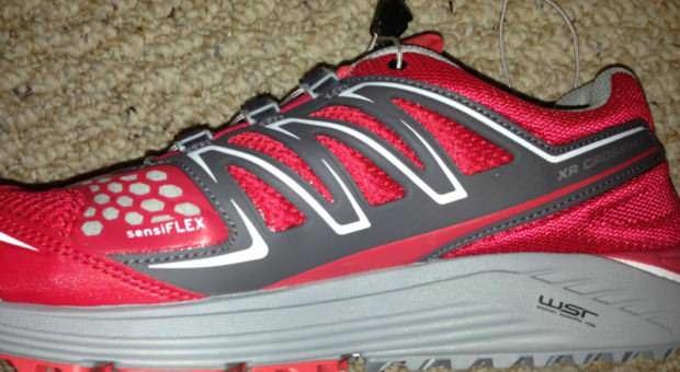 Salomon XR Crossmax 2 - Medial Side