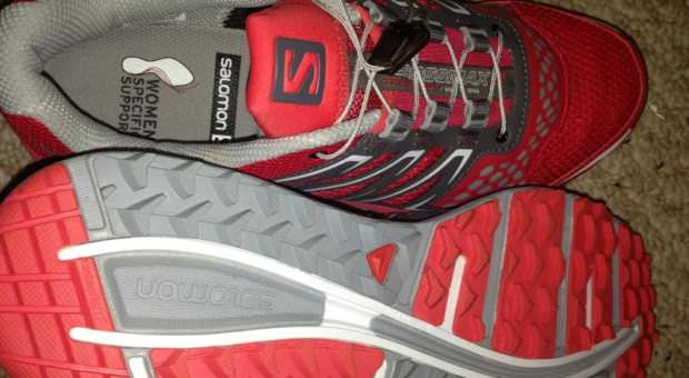 Salomon XR Crossmax 2 - Sole