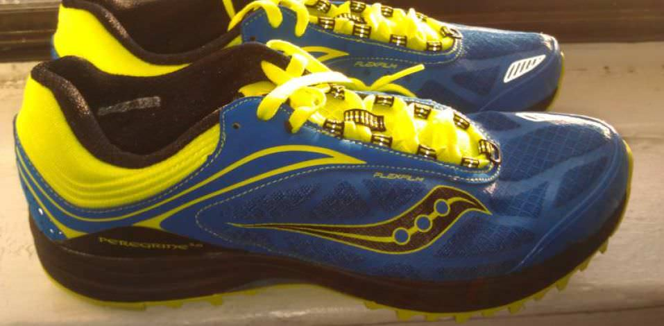 Saucony Peregrine 3 - Medial Side
