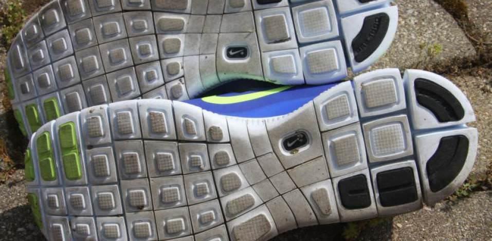 Nike Free 5.0 - Sole