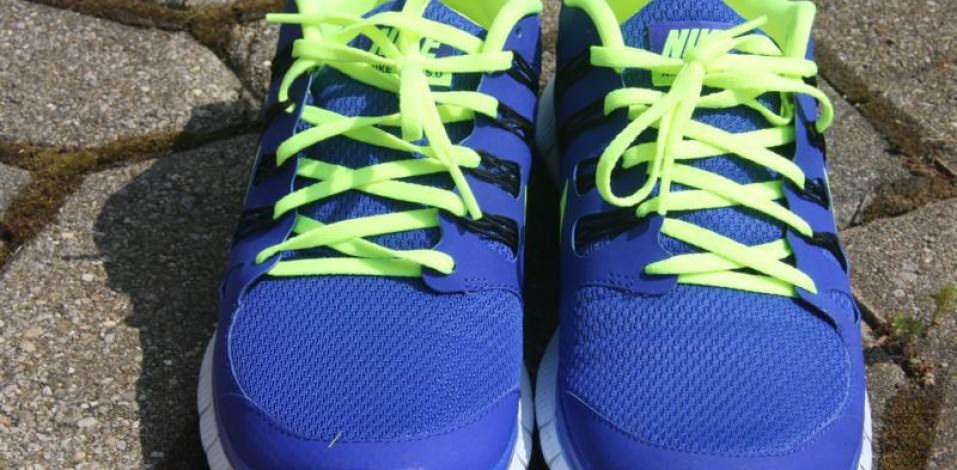 Nike Free 5.0 - Toe
