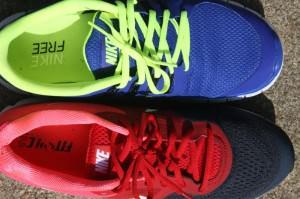 Nike Free 5.0 - Top