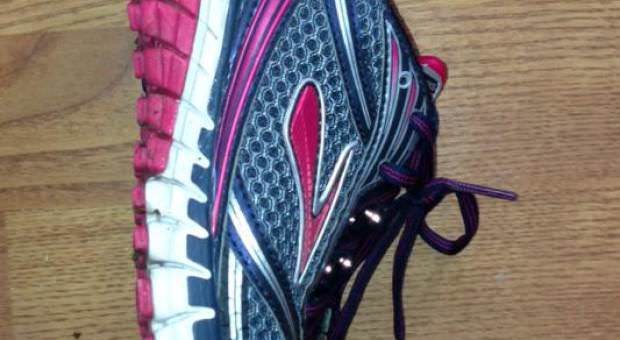 Brooks Ghost 6 - Medial Side