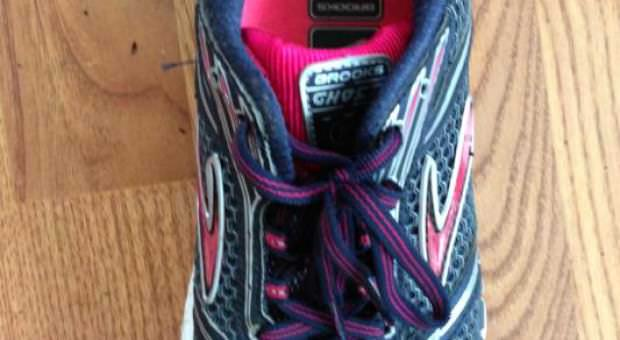 Brooks Ghost 6 - Top