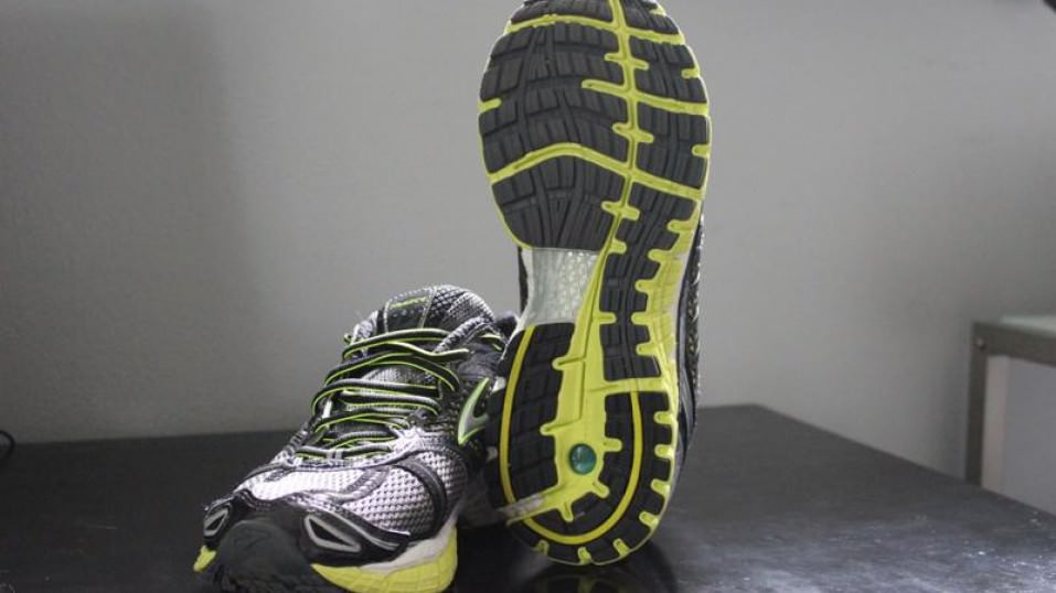 Brooks Trance 12 - Sole