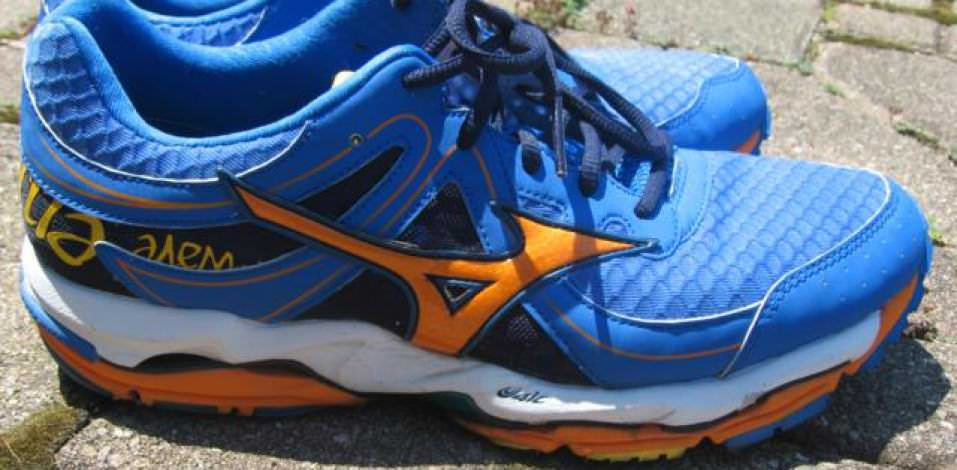 Mizuno Wave Enigma 3 -  Medial Side
