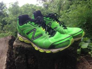 New Balance 880v3 - Medial Side