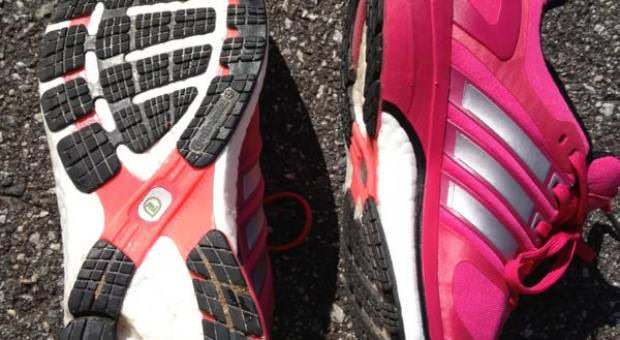 Adidas Adistar Boost - Pair