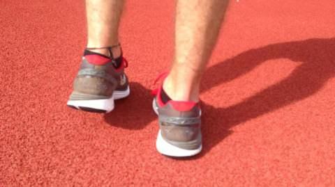 b514d3140 Nike LunarGlide 5 Review. Nike LunarGlide5 - Medial Side. Nike LunarGlide5  - Heel