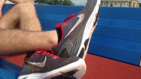 cd86d6cbd Nike LunarGlide5 - Medial Side