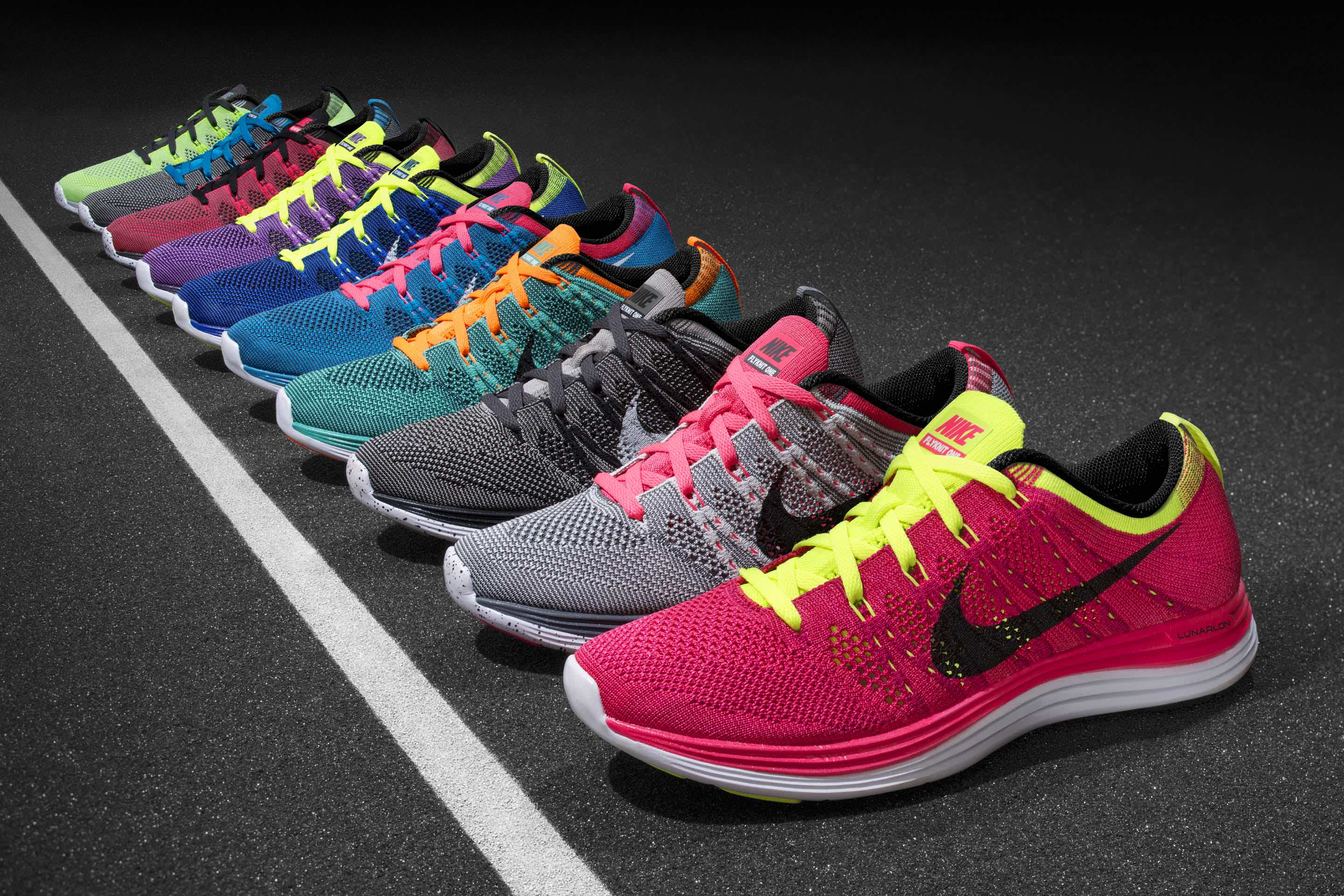 Nike Running Shoes - Understanding the Nike Line-up