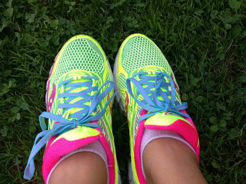 Toe Box In Saucony Zealot Iso Women S Shoes