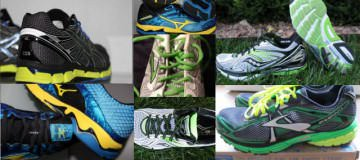 Best Running Shoes for Flat Feet – 2013