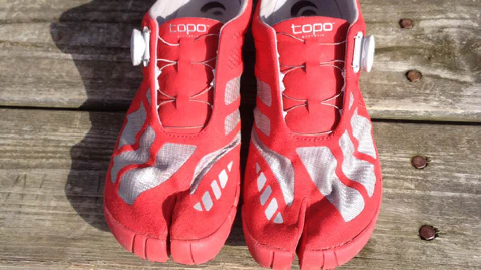 Topo Athletic MRR - Toe