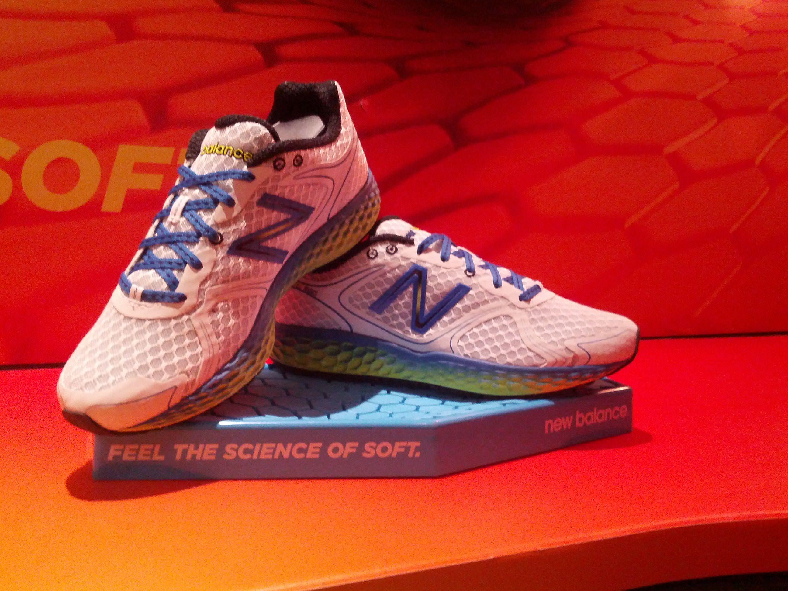 First look new balance fresh foam 980 running shoes guru
