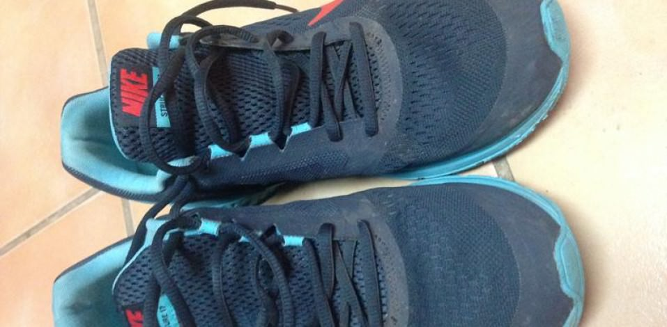 Nike Structure 17 Triax 17 - Toe