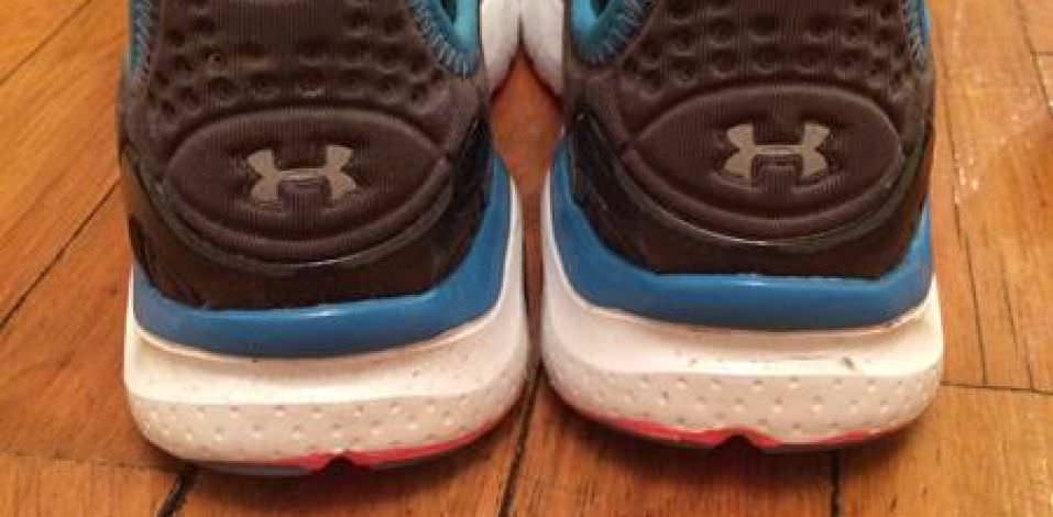 Under Armour Charge RC 2 - Heel