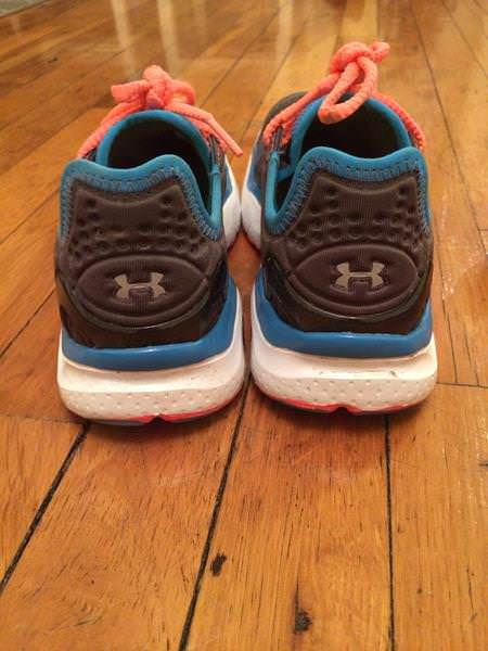 Under Armour Charge Running Shoe Review