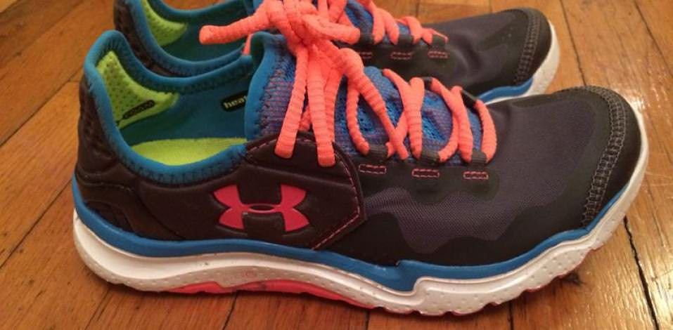Under Armour Charge RC 2 - Medial Side