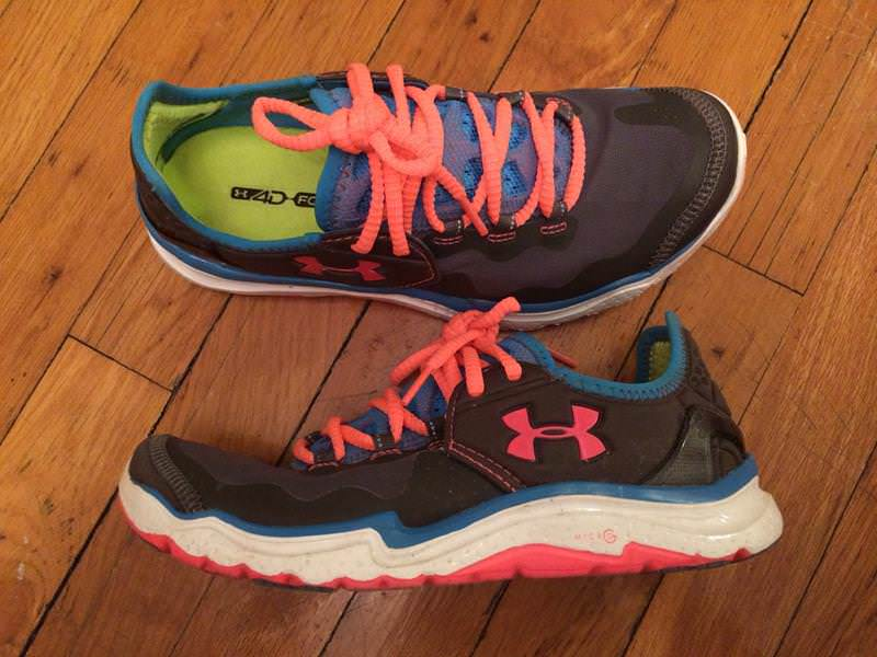 Under Armour Charge RC 2 review
