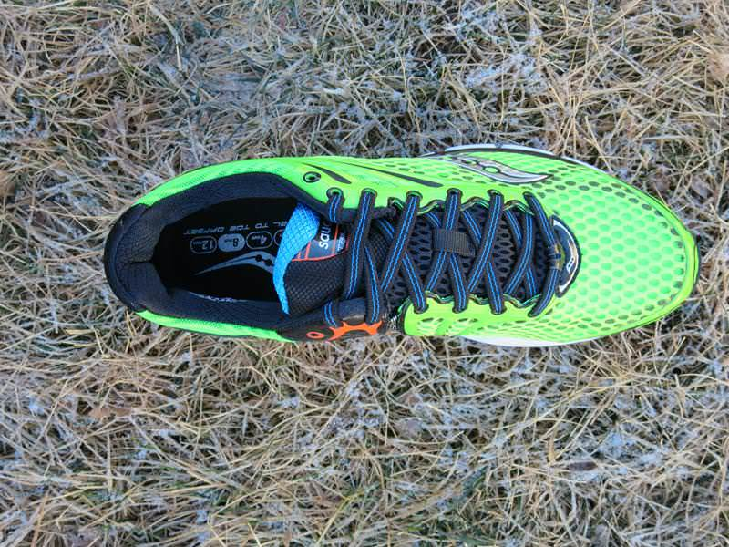 Saucony Triumph  Running Shoes Review