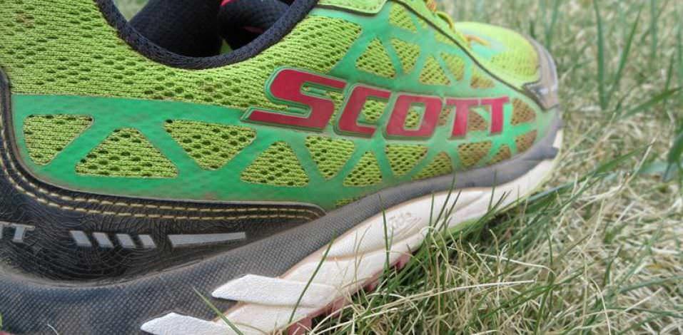 Scott Trail Rocket - Heel