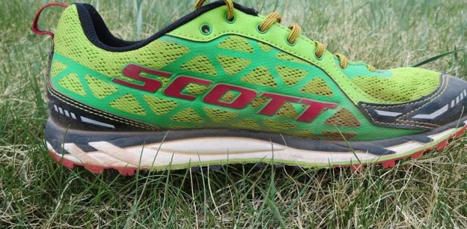 Scott Trail Rocket - Medial Side