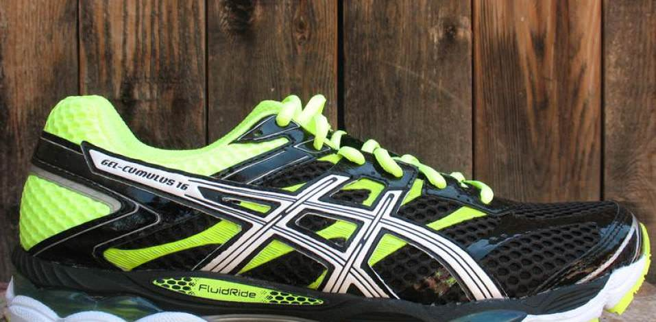 Asics Cumulus 16 -Medial Side