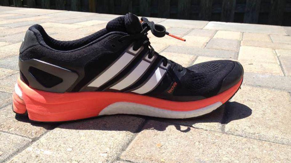 Adidas Adistar Boost 2 - Medial Side