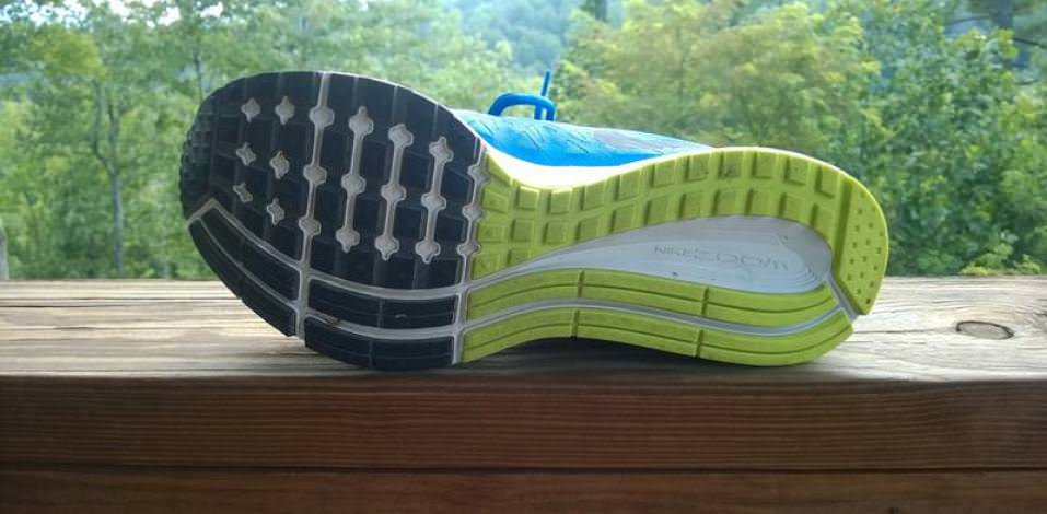 Nike Zoom Pegasus 31 - Sole
