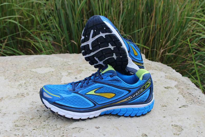 Brooks Ghost 7 Review   Running Shoes Guru