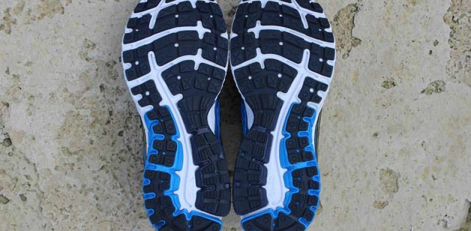 Brooks Ghost 7 - Sole