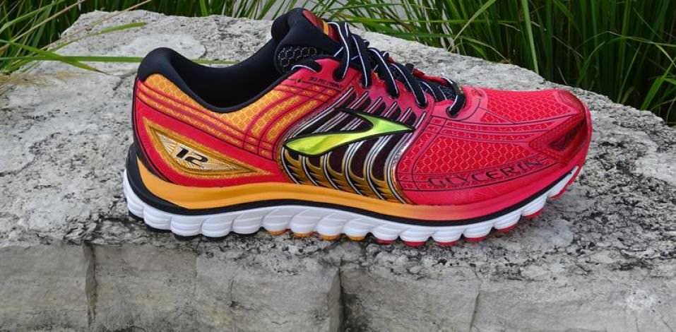 Brooks Glycerin 12 - Medial Side