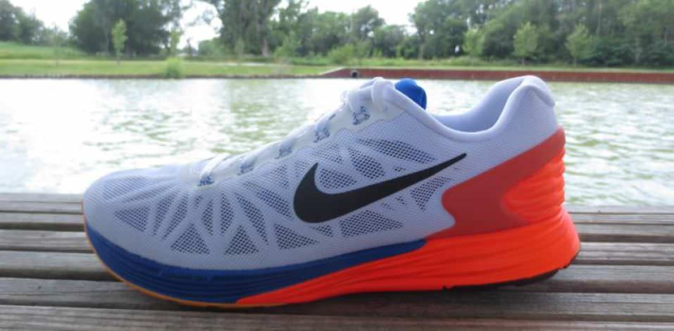 Nike LunarGlide 6 - Medial Side