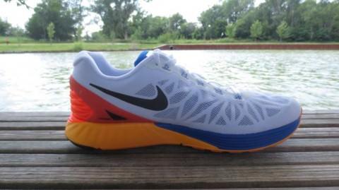 big sale f88a2 e7dec Nike LunarGlide 6 - Medial Side