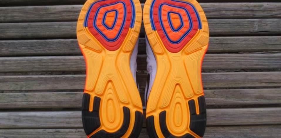 Nike LunarGlide 6 - Sole