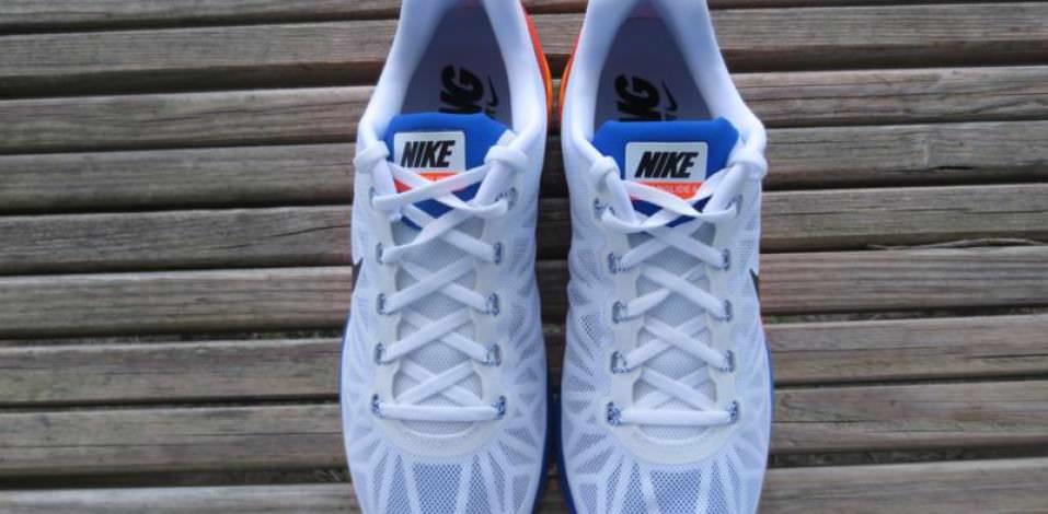 Nike LunarGlide 6 - Toe