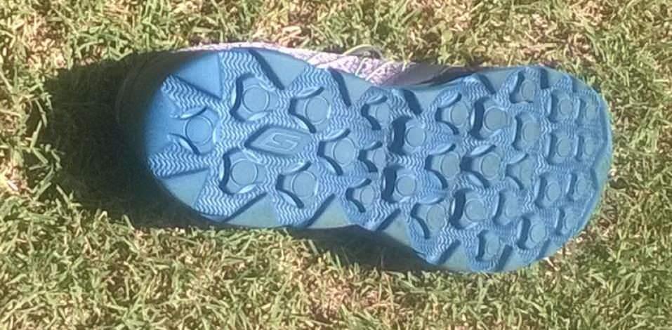 Skechers GoRun Extreme - Sole