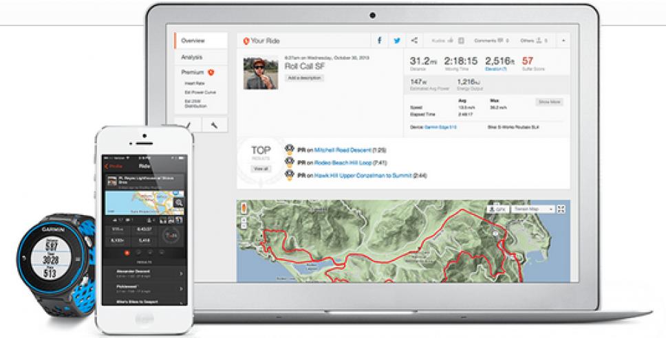 Strava: Social Media for Endurance Athletes