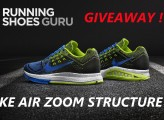 Nike Air Zoom Structure 18 GIVEAWAY !