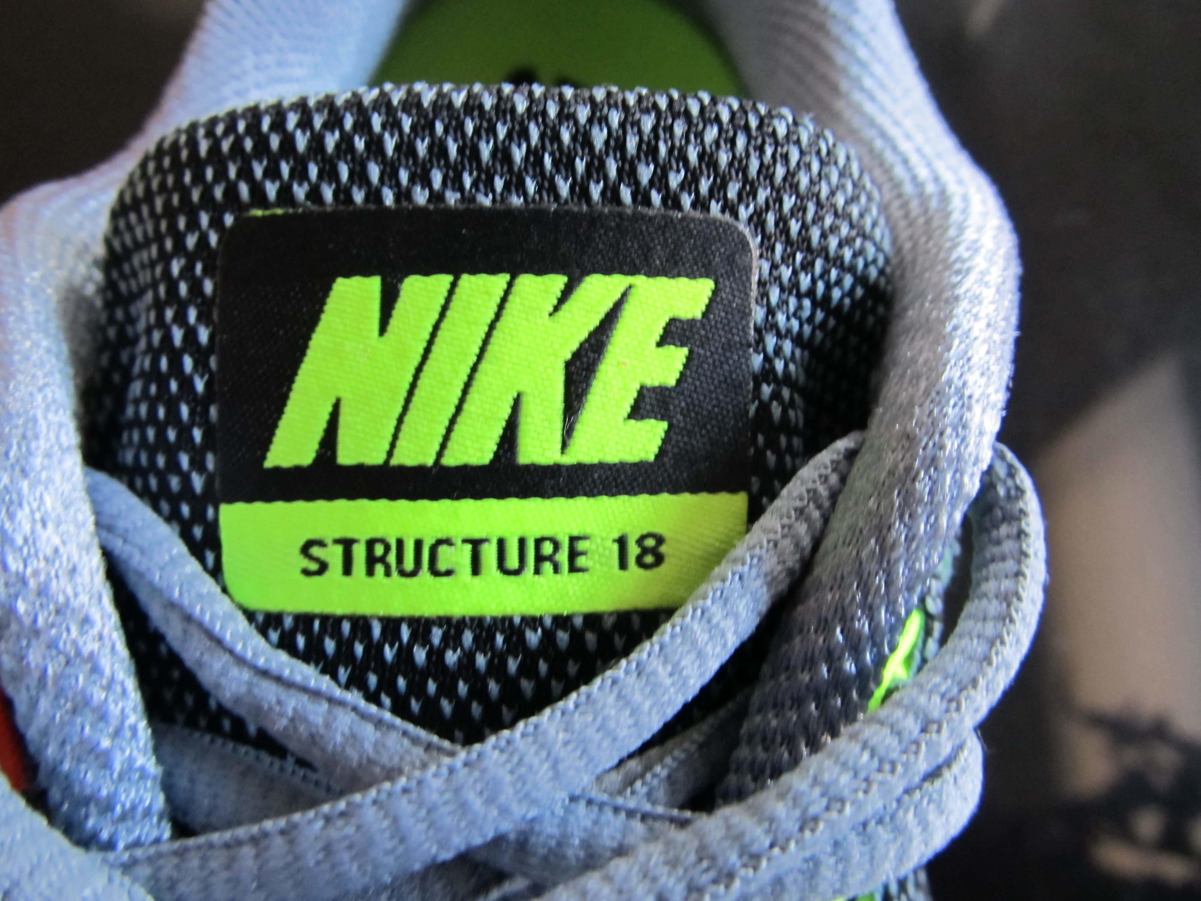 entregar Deudor Deudor  Nike Air Zoom Structure 18 Review | Running Shoes Guru