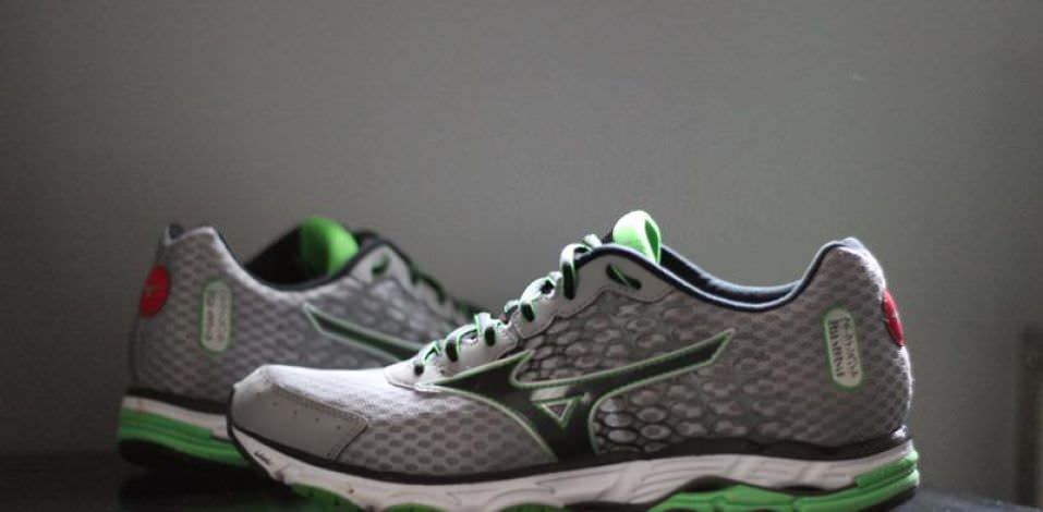 Mizuno Wave Inspire 11 - Medial Side