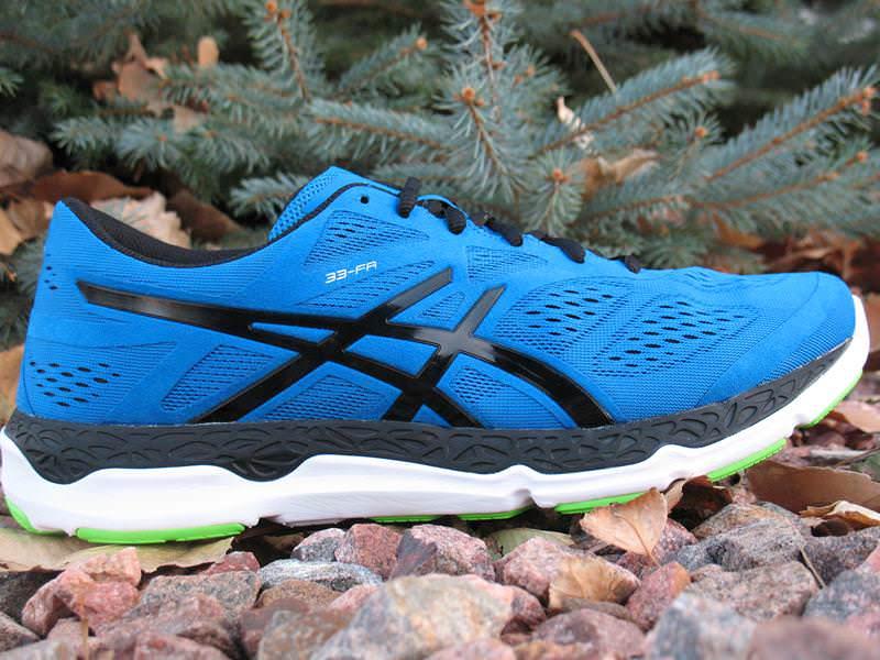 Asics 33 FA Review | Running Shoes Guru