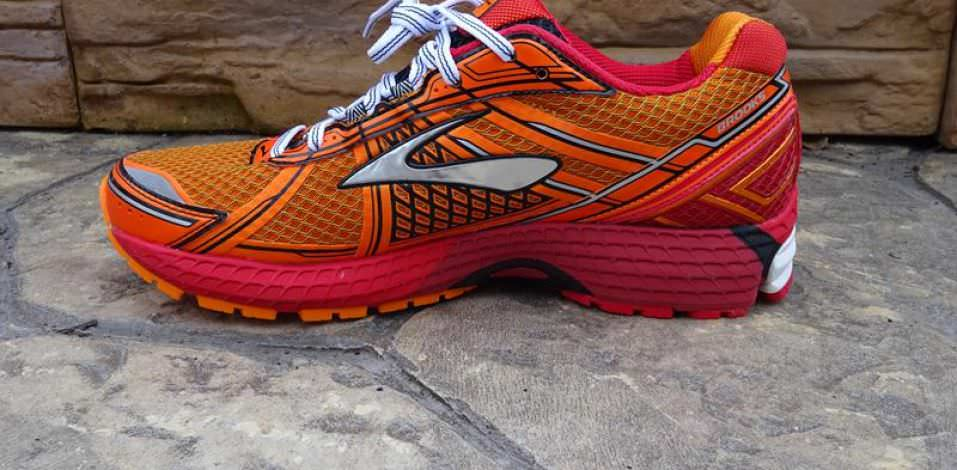Brooks Adrenaline GTS 15 - Medial Side